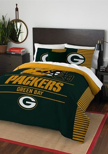 Green Bay Packers Full/Queen Bedding update1