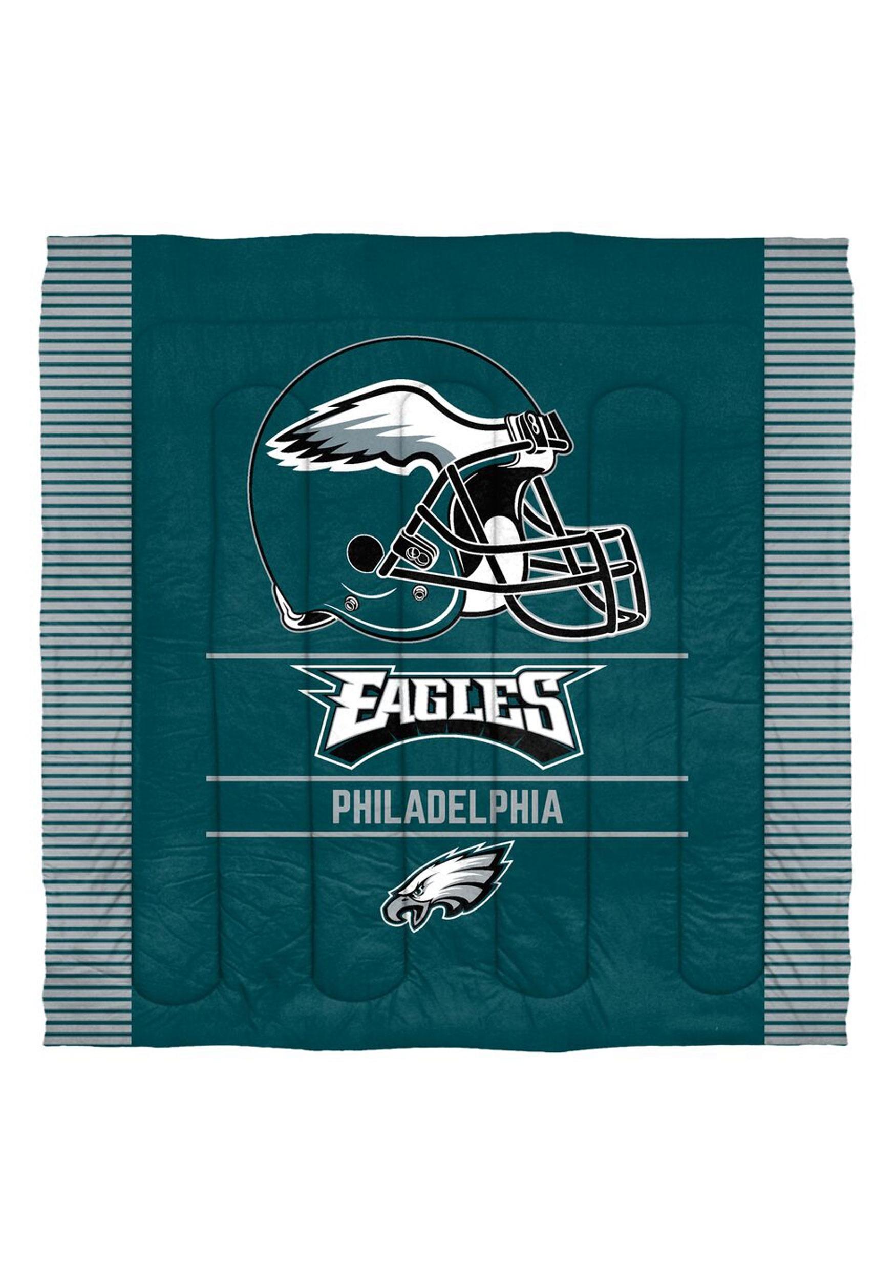 Full Queen Bedding Philadelphia Eagles