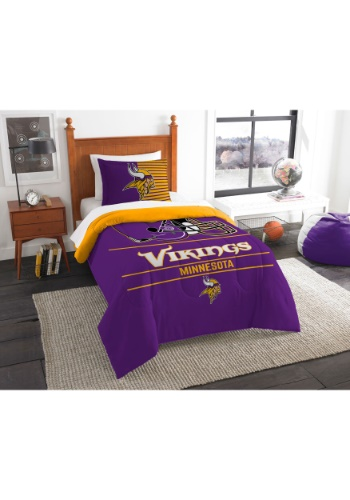 Minnesota Vikings Twin Comforter