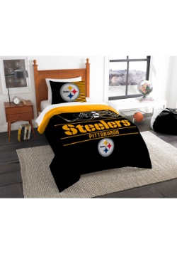 Pittsburgh Steelers Twin Comforter Update1