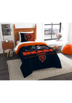 Chicago Bears Twin Comforter Update1