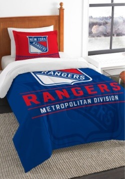 New York Rangers Twin Comforter