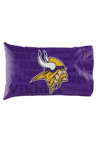 Minnesota Vikings Pillow Cases