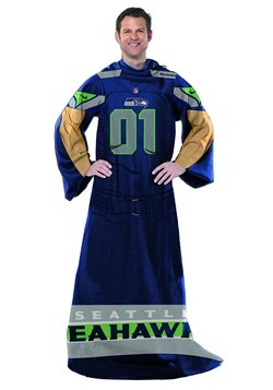 Seattle Seahawks Comfy Throw