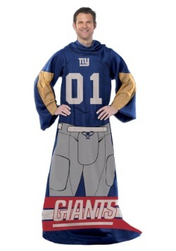 New York Giants Comfy Throw