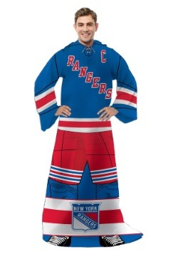 New York Rangers Comfy Throw