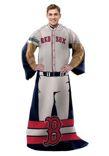 Boston Red Sox Comfy Throw