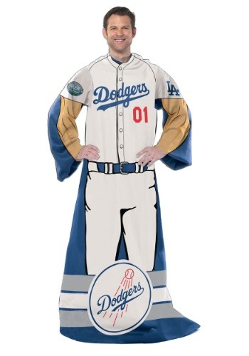 Los Angeles Dodgers Comfy Throw