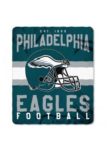 NFL Philadelphia Eagles Singular Fleece Throw