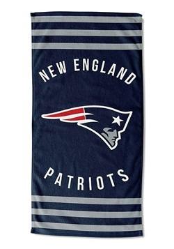 New England Patriots Beach Towel Update
