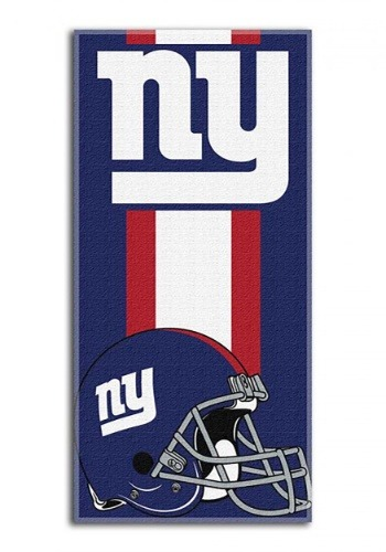 New York Giants Beach Towel