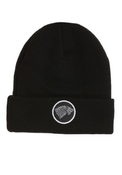 Game of Thrones Stark Beanie