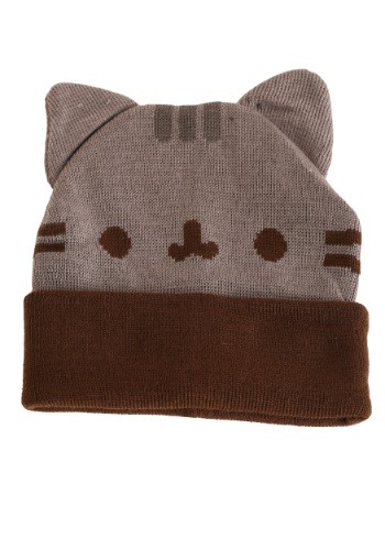 Pusheen Beanie Hat With Ears-update1