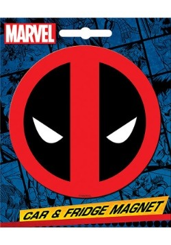 Marvel Deadpool Car Magnet