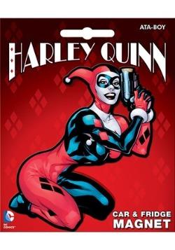 DC Harley Quinn Car Magnet