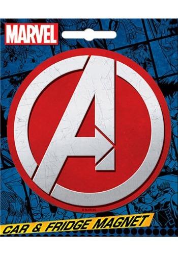 Marvel Avengers Car Magnet