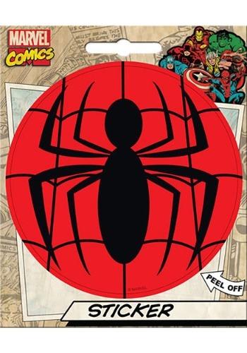 Marvel Spider-Man Sticker
