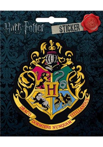 Harry Potter Hogwarts Crest Sticker