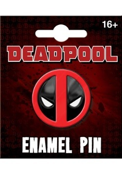 Marvel Deadpool Pin