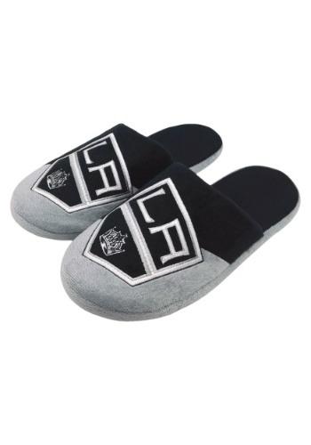 Los Angeles Kings Colorblock Slide Slippers