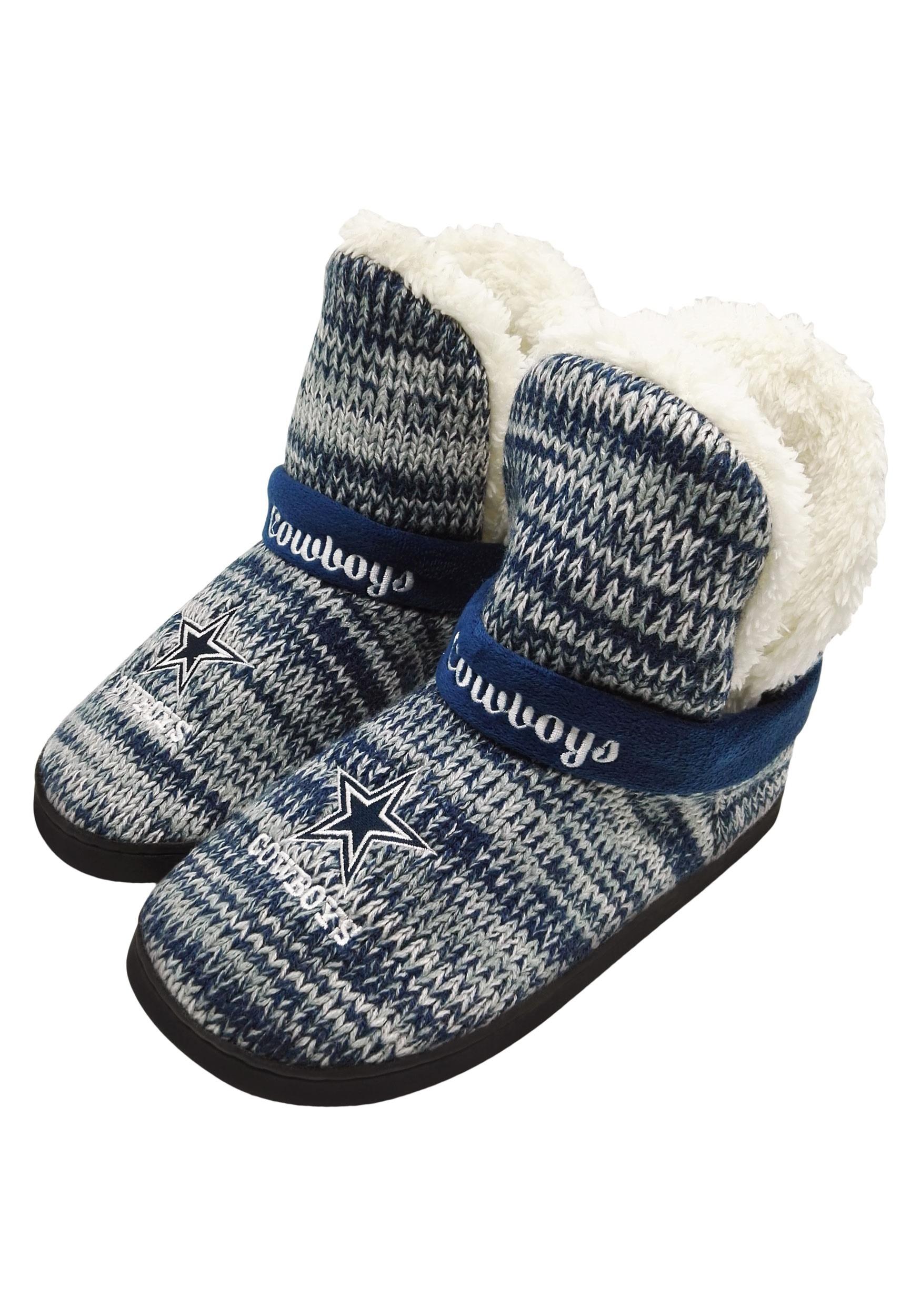 sale retailer 3d427 1bc3a Dallas Cowboys Women's Wordmark Peak Boots