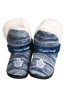 Toronto Maple Leafs Wordmark Peak Mukluk Boots