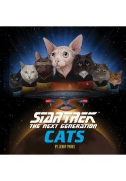 Star Trek: The Next Generation Cats Hardcover