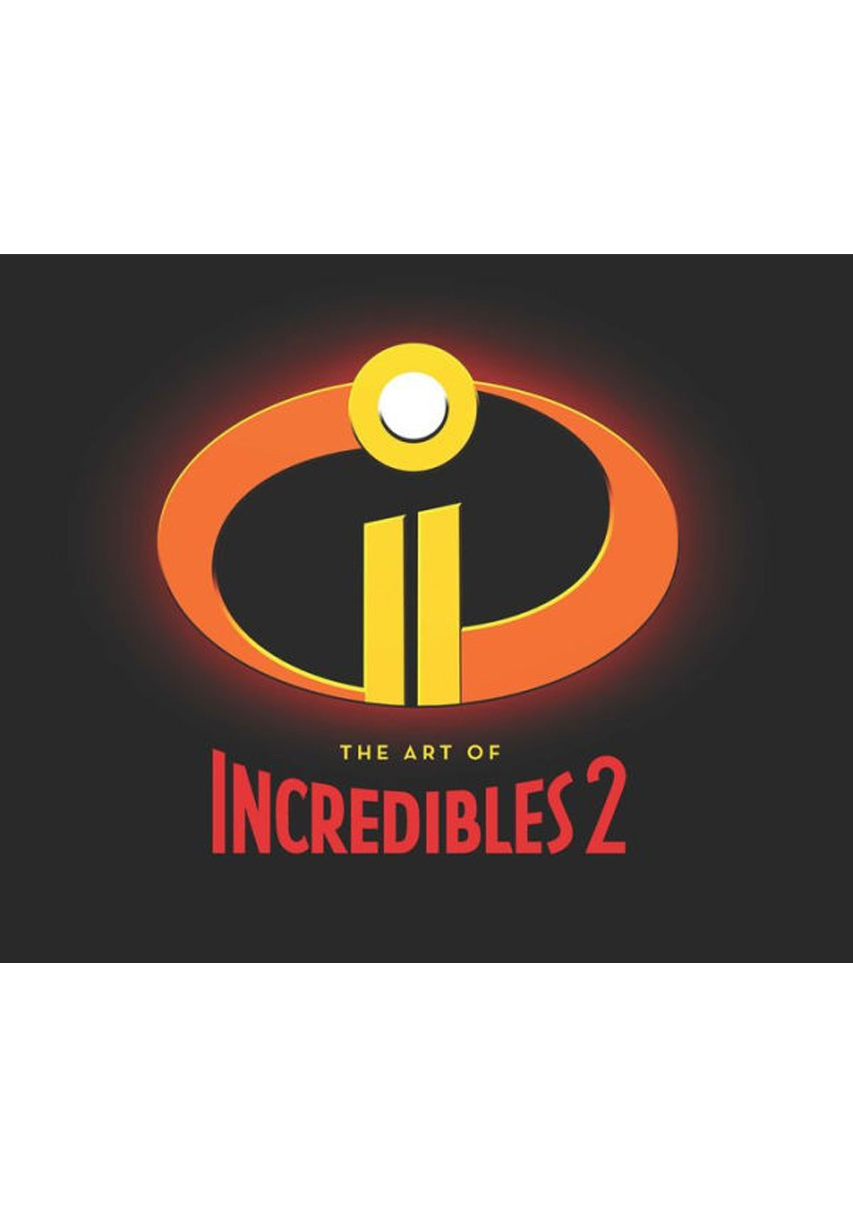 31f2a37ecf1 The Art of Incredibles 2 Hardcover Book