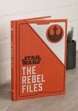 Star Wars The Rebel Files Hardcover Book