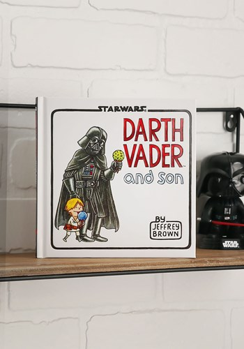 Darth Vader and Son Hardcover Book