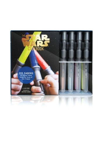 Star Wars Ice Sabers: 30 Chilled Treats Using the Force