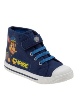 Paw Patrol Blue High Top Sneakers