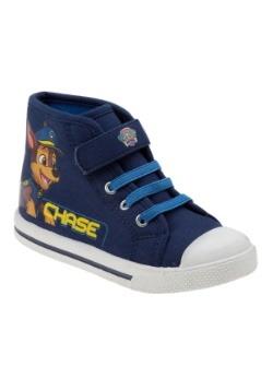 Paw Patrol Blue High Top Sneakers