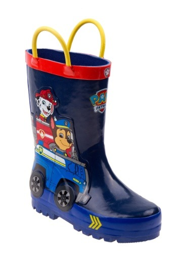 Paw Patrol Child Rain Boots