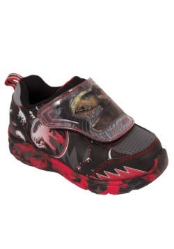 Jurassic World Lighted Child Red Sneaker
