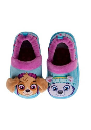 Paw Patrol Skye & Everest Child Slippers Update