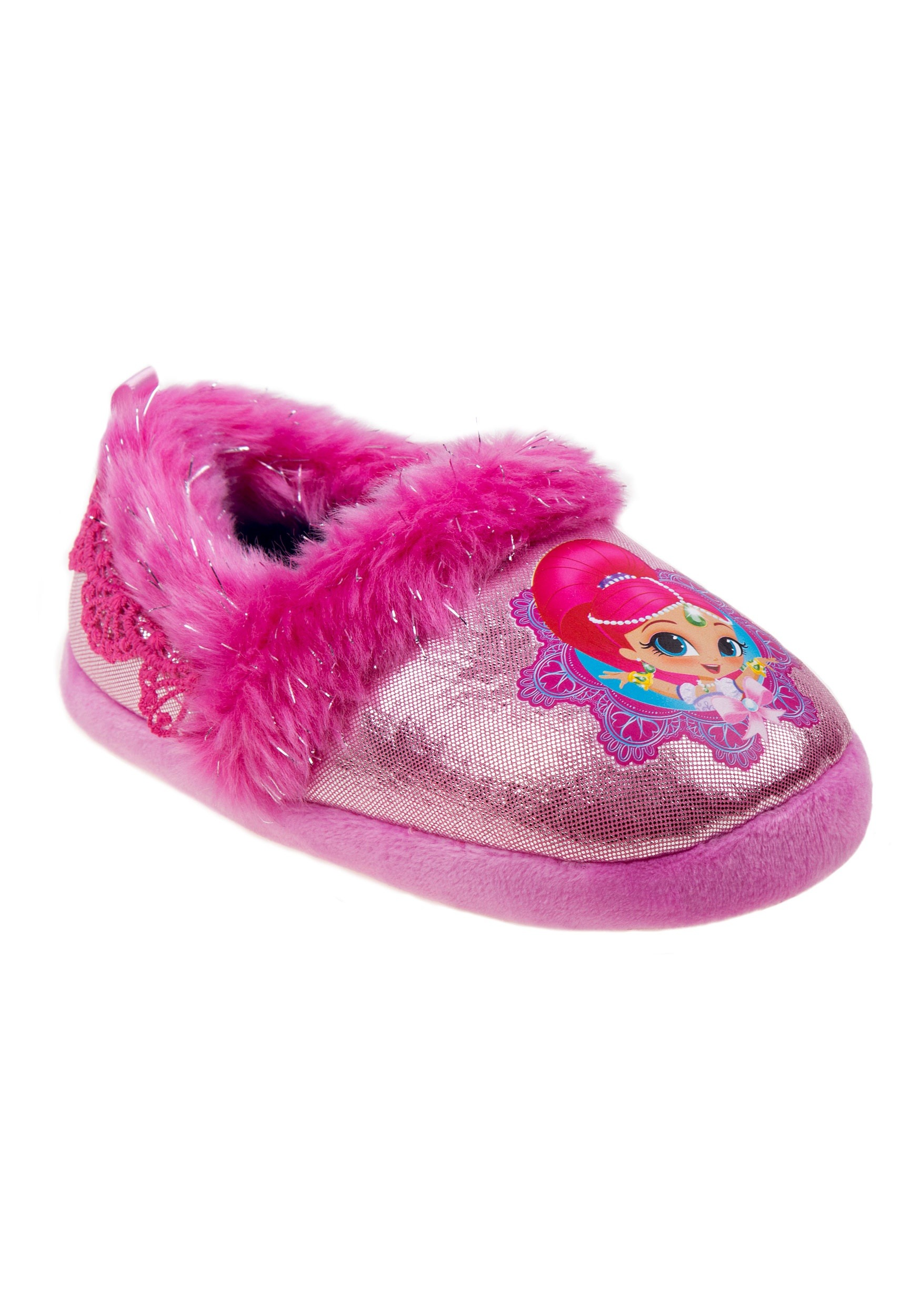 Nickelodeon Shimmer & Shine Kids Slippers