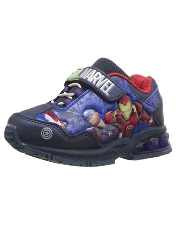 Child Avengers Lighted Sneakers Update Main