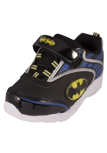 Batman Child Lighted Athletic Sneakers1
