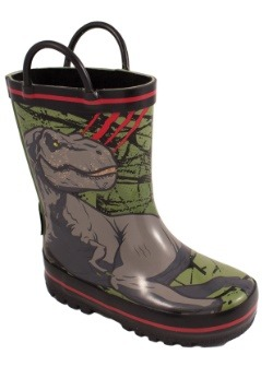 Jurassic World Kids Rainboots