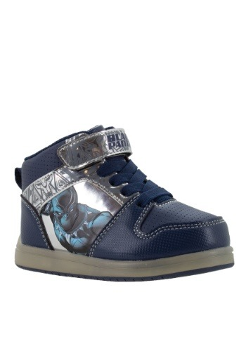 Black Panther Child Light Up Sneakers1