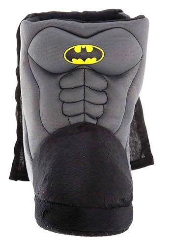 Batman Kids Caped Slippers1