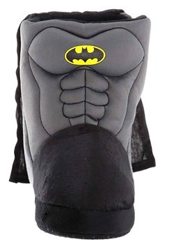 Batman Kids Caped Slippers1