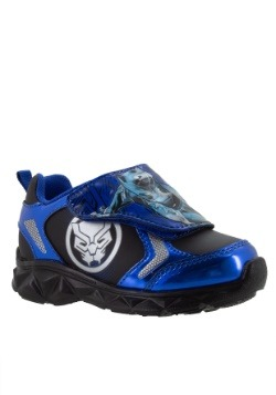 Black Panther Blue Child Sneakers1