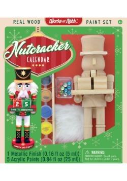 MasterPieces Works of Ahhh Nutcracker Calendar Paint Set