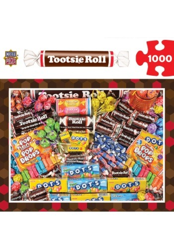 MasterPieces Tootsie Candy 1000 Piece Puzzle