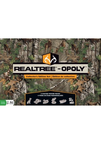MasterPieces Realtree - Opoly Board Game