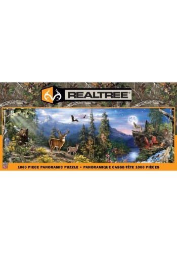 MasterPieces Realtree 1000 Piece Panoramic Puzzle