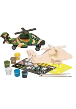 MasterPieces Works of Ahhh U.S. Army Apache Helicopter