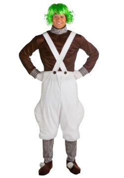 Men's Oompa Loompa Costume